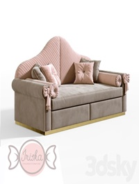 OM Sofa Anastasia from Iriska option II