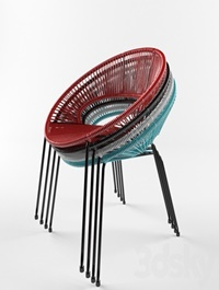 Dining chair Acapulco