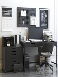 Ikea office workplace 15