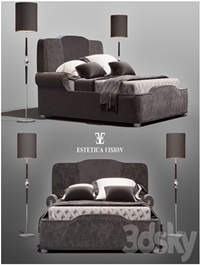 Estetica Palladium Bed