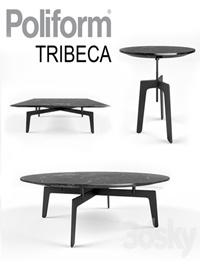 Poliform Tribeca Table Set x 3