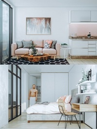 House Interior Scene By Can DC