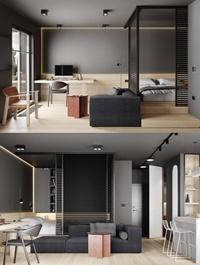 Bedroom Interior Scene By Do Suong Tuyet