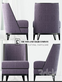 THE SOFA AND CHAIR COMPANY SLOANE