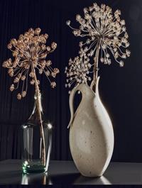 Modern dry branch vase
