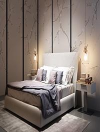Modern Style Bedroom 498