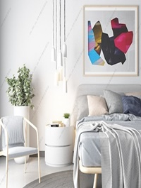 Modern Style Bedroom 497
