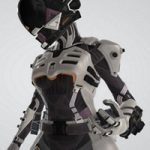 Wraith Cyber Ninja Apex Legends 3D model