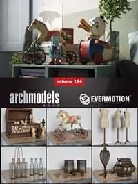 EVERMOTION Archmodels vol. 194
