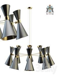 Delightfull cairo chandelier 8