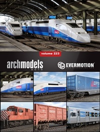 EVERMOTION Archmodels vol. 223