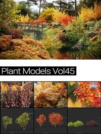 MAXTREE Plant Models Vol 45