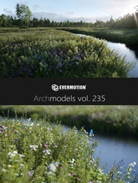 EVERMOTION Archmodels vol. 235