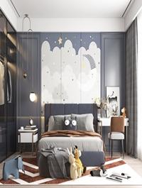 Kid's bedroom 3D Models