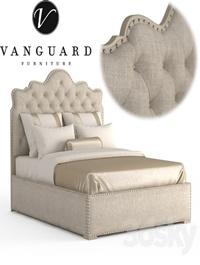 Vanguard Furniture Flora Queen Bed