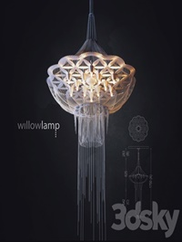 WILLOWLAMP - FLOWER OF LIFE