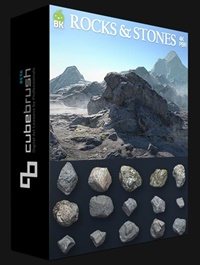 BK - HD Rocks & Stones v2