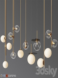 Pendant Light Collection 14 - 4 Type