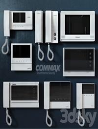 Commax ,Doorphones