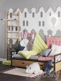 Children ,room, set ,2