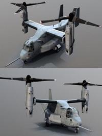 Bell, Boeing, V-22 ,Osprey