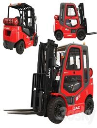 Fork lift truck JAC CPCD 25