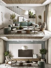 Livingroom 564 by Giang Vu