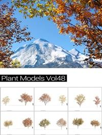 MAXTREE Plant Models Vol 48