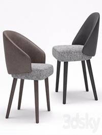 Minotti Lawson Dining Chair