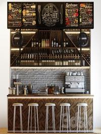 Bar counter 2
