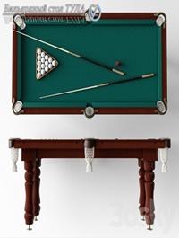 Pool table 7futov