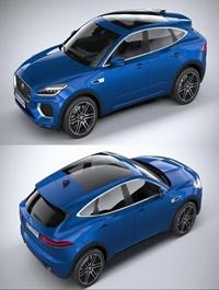 Jaguar E-Pace R-Dynamic 2021