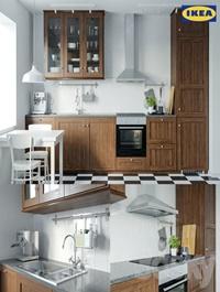 Ikea Edserum Kitchen