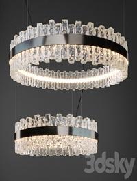Cattelan italia Phoenix Ceiling lamp circle 64cm and 90cm width