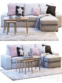 Sofa Ikea Kivik 3
